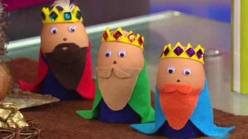 Ideas nuevas para decorar y adornos de los Reyes Magos