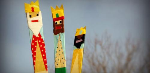 Ideas nuevas para decorar y adornos de los reyes magos for Decoracion para reyes