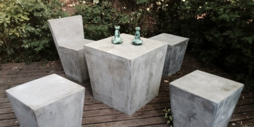 Muebles de cemento pulido: 170 Ideas nuevas en hormigón en ...
