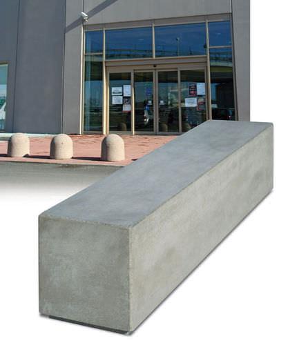 Muebles de cemento pulido 170 ideas nuevas en hormig n en - Bancos de cemento ...