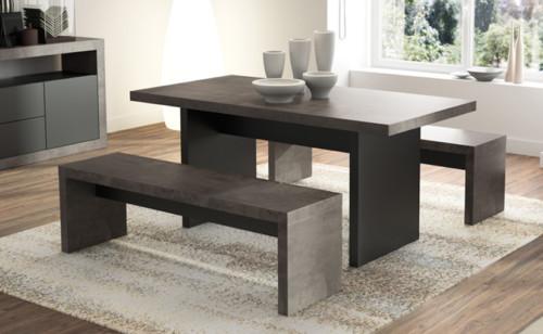 Muebles de cemento pulido 170 ideas nuevas en hormig n en for Muebles de efecto industrial