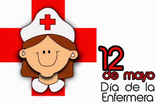Dia De La Enfermera Para Colorear