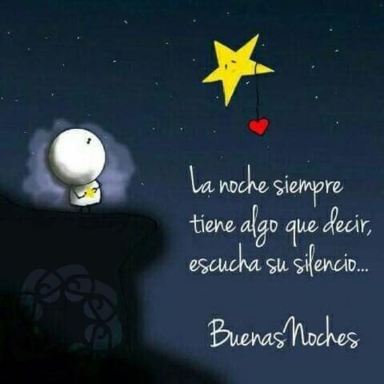 Imägenes Buenas Noches Amor Frases Románticas