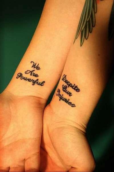 Ideas Nuevas De Tatuajes Para Amigos