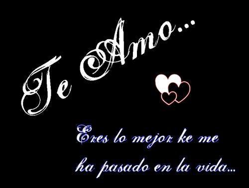 Te Amo Frases Imagenes Y Mensajes De Amor