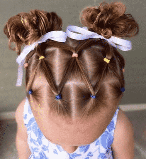 Lluvia de ideas peinados de niñas Fotos de los cortes de pelo de las tendencias - Peinados para niñas fáciles +40 ideas nuevas