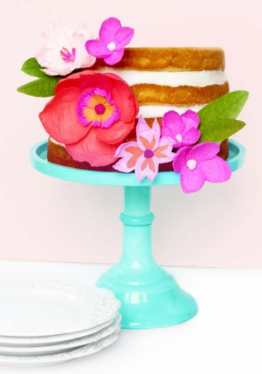 Como Hacer Flores De Papel Novedosas