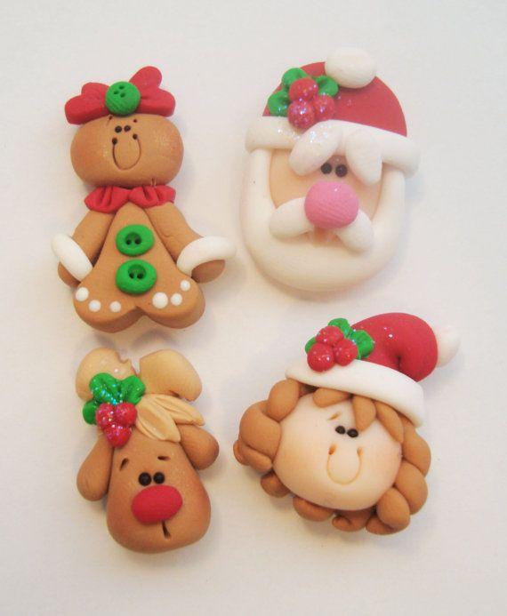 Decoraci n navide a con porcelana fr a ideas de adornos for Adornos navidenos en porcelana fria utilisima