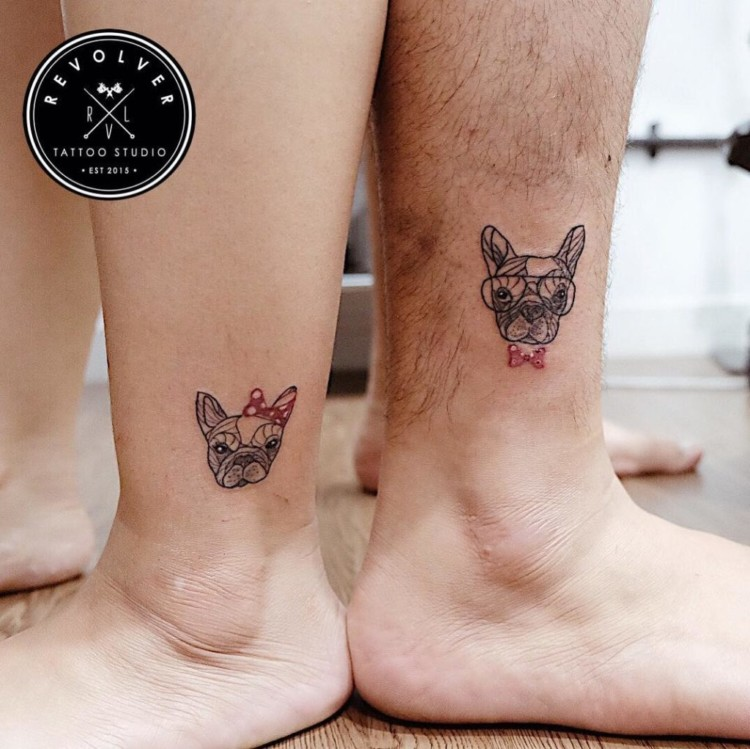 Mini Tatuajes Para Parejas