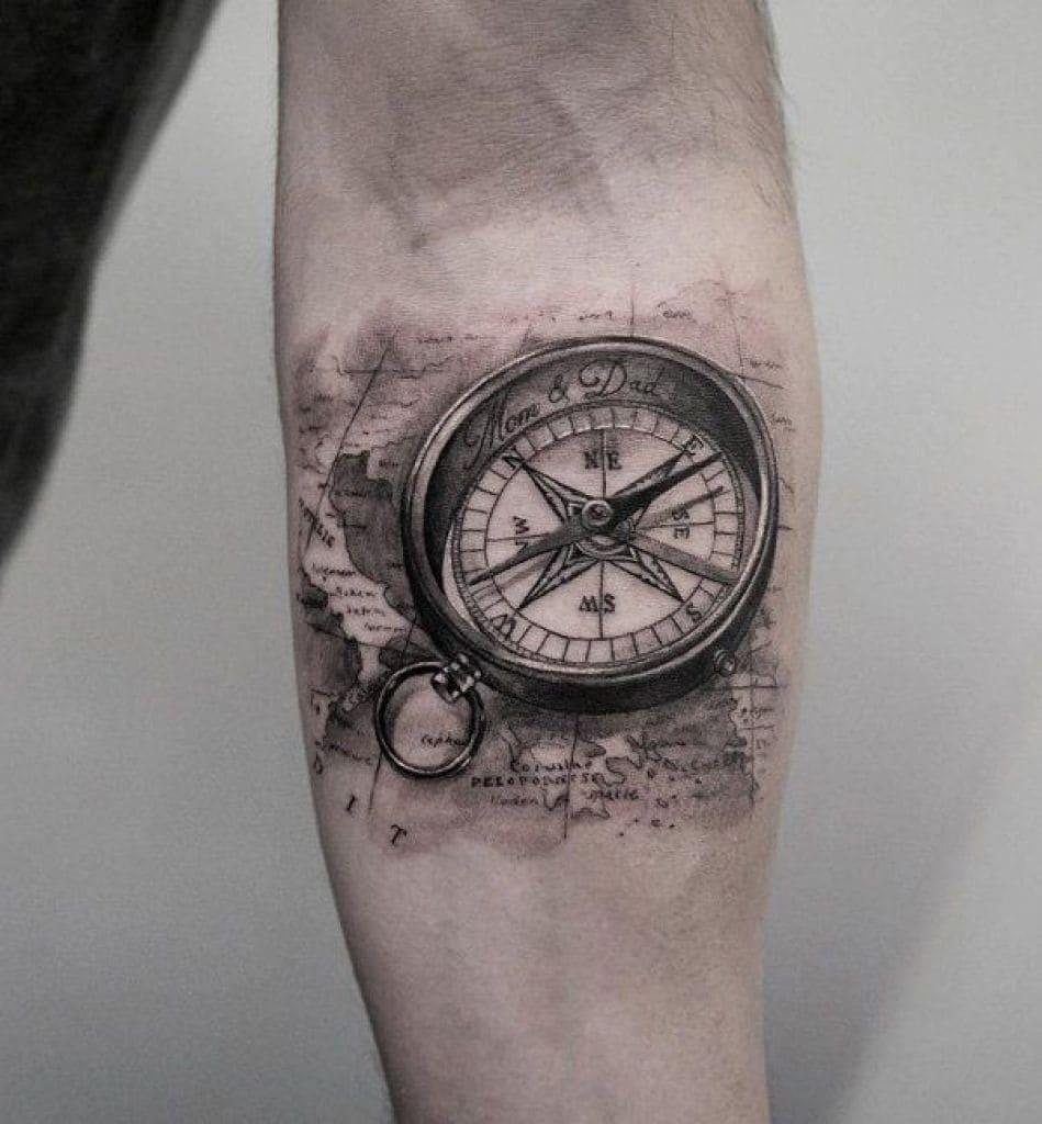 Tatuajes Para Hombres 2018 Ideas Frases Imagenes Significados