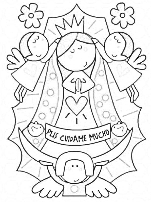 Imagenes Espectaculares De La Virgen De Guadalupe