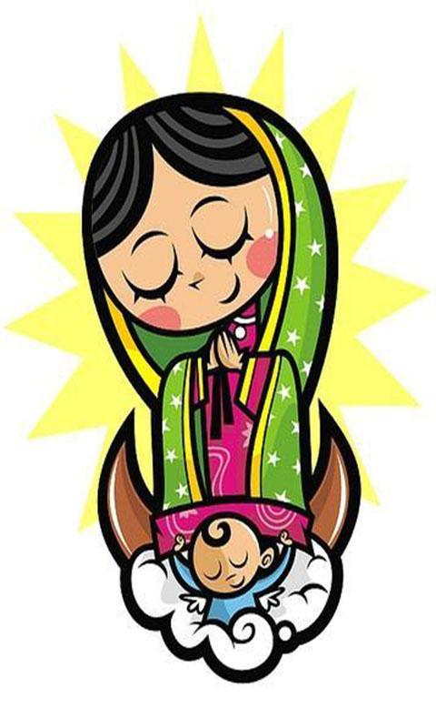 Imágenes Espectaculares De La Virgen De Guadalupe