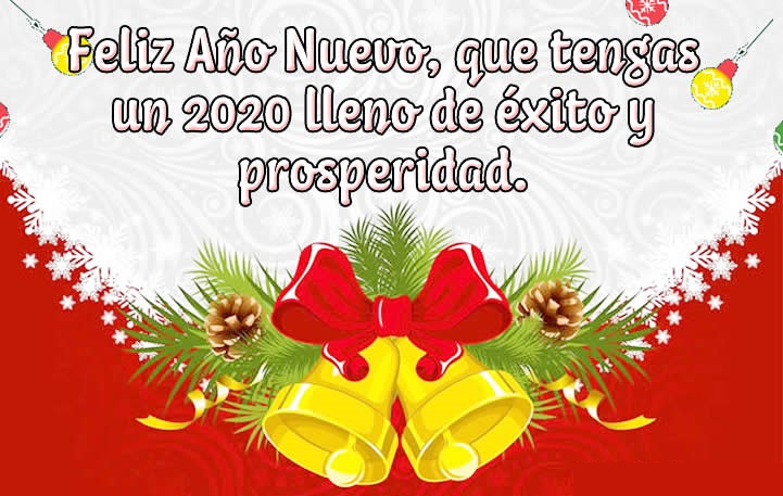 Frases Nuevas De Navidad Y Año Nuevo 2019 2020