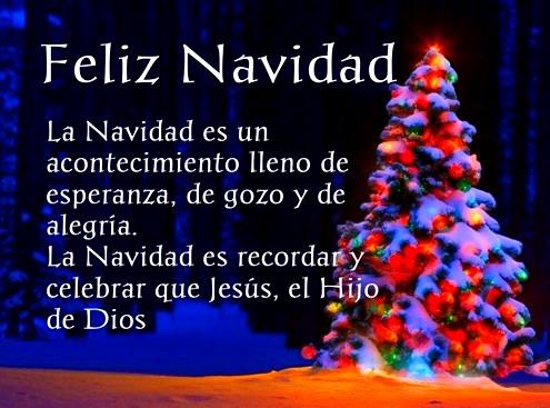 Frases Y Mensajes Cristianos Para Navidad