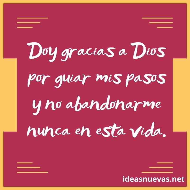 Frases Y Mensajes Bonitos Para Dar Gracias A Dios